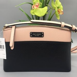 Kate Spade Jeanne Leather Crossbod Bag WKRU6037